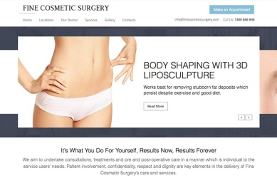fine cosmetic surgery