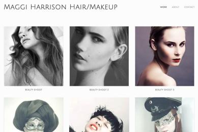 hair and makeup websites