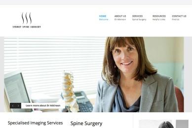specialist medical websites